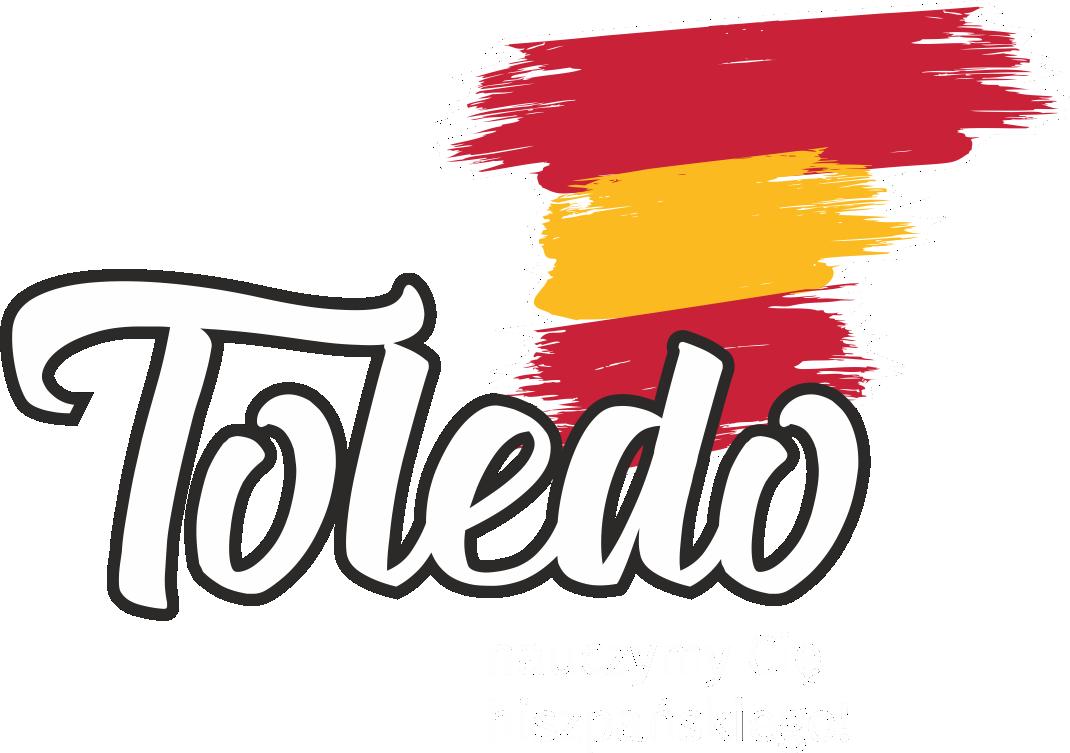 Toledo szkoła językowa Łódź nowe logo