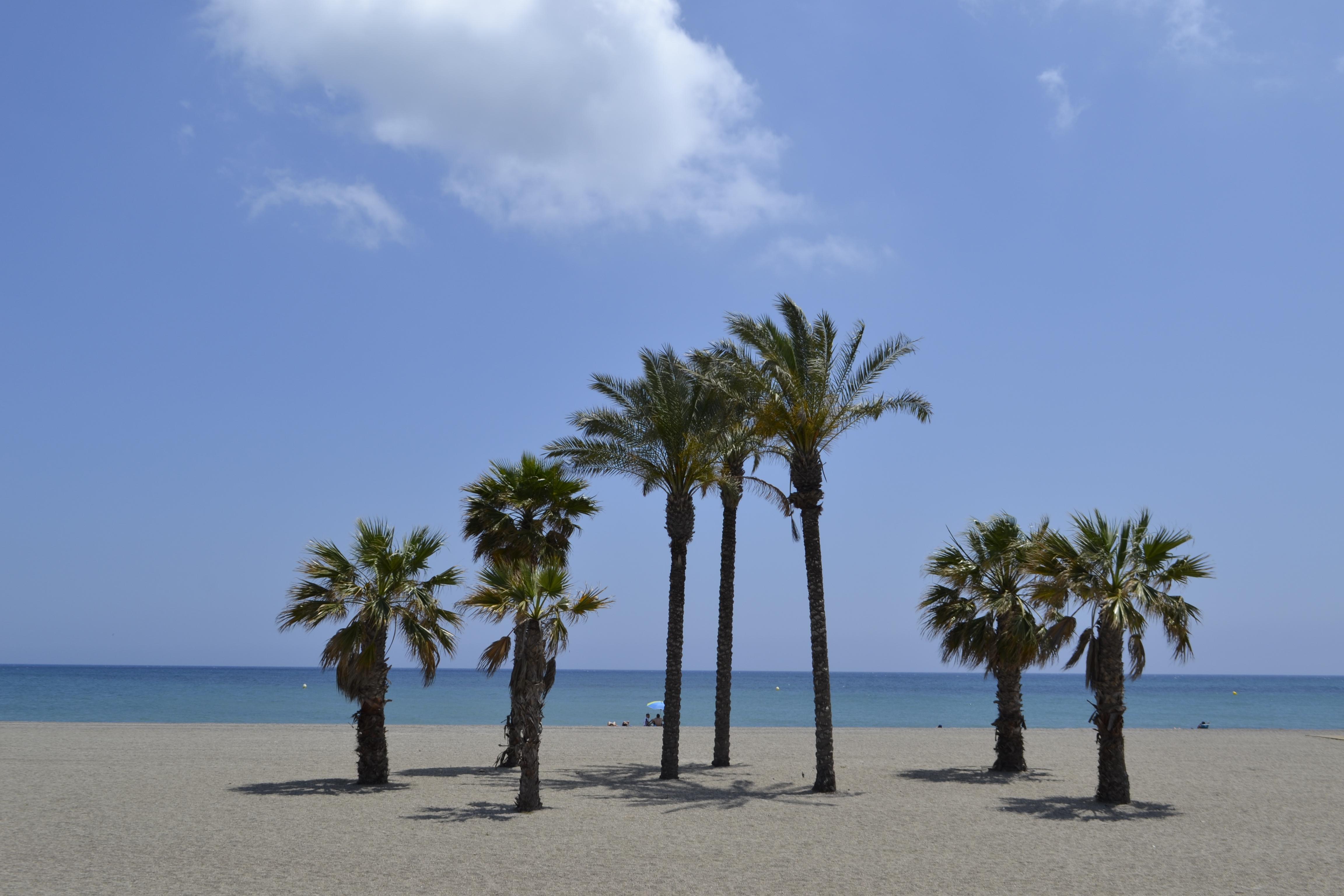hiszpańska plaża