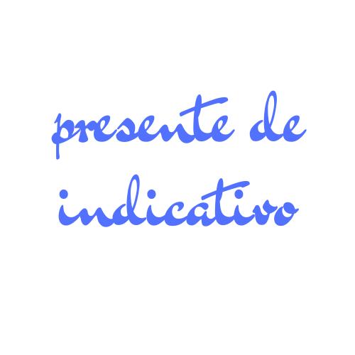 Hiszpańskie czasowniki nieregularne (presente de indicativo)