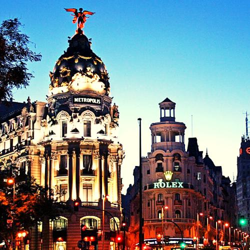 """""""Viaje a Madrid"""" ćwiczenia ze słownictwa na poziomie B1/B2"""