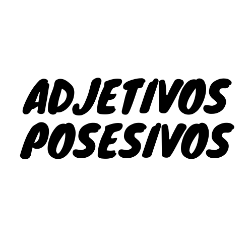 Przymiotniki dzierżawcze w języku hiszpańskim