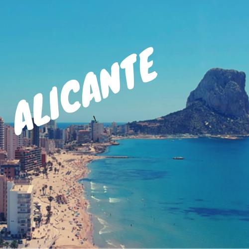 Alicante, la fuente de la luz